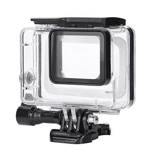 Vbestlife onderwatercamera behuizing voor GoPro Hero 5. De beste keuze voor klimmen, duiken, zwemmen en surfen, Niet verwijderbaar.