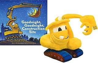Goodnight, Goodnight, Construction Site Book & Plush Doll Set