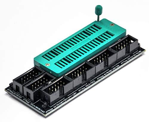 Schwenkhebel-Modul für Fast alle AVR-Controller im DIL-Gehäuse