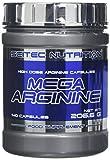 Scitec Nutrition Mega Arginine 140 caps. -