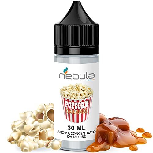 NEBULA Aroma 30 ml POPCORN CARAMEL - MADE IN ITALY