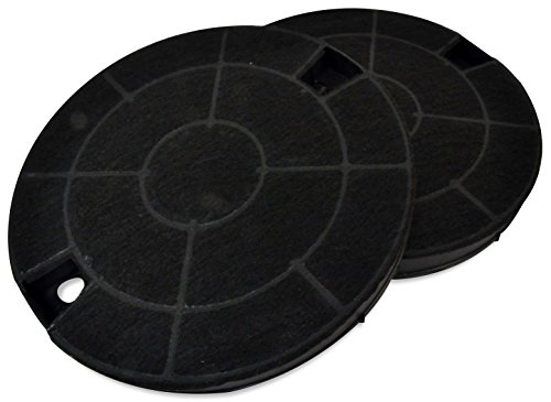 Kitchenaid W10272068 Range Hood Replacement Charcoal Filter (2-Pack)