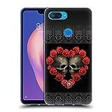 Head Case Designs Oficial Anne Stokes Corazón Sangre de Vida Carcasa de Gel de Silicona Compatible con Xiaomi Mi 8 Lite/Mi 8X