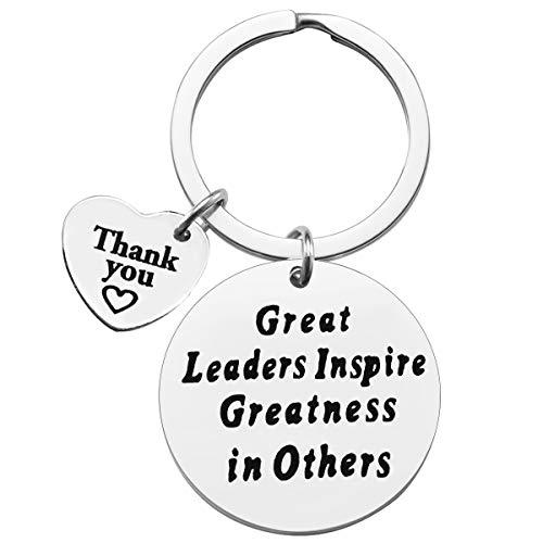Appreciation Gift Keyring Boss Gift Keyring Supervisor Mentor Leaders Key...