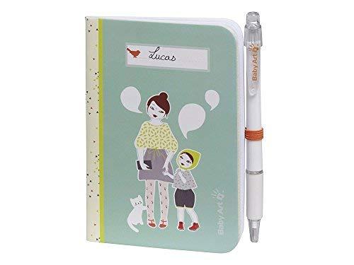 Baby Art My Funny Words Notebook - Álbum