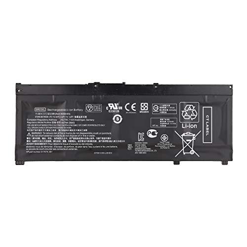Vvsialeek SR03XL SR03 - Batería para portátil HP Envy X360 15-CN0000TX Pavilion 15-CX0074TX 15-CX0058WM 15-CX SRO3XL L08934-2C1 HSTNN-IB8L L08934-1B1 (52,5 Wh)