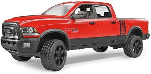 Bruder Ram 2500 Power Pick Up Truck Vehicle