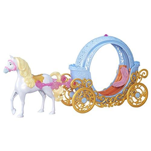 Hasbro Disney Prinzessinnen Cinderellas verwandelbare Kutsche, Spielset