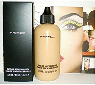 M.A.C Face and Body Foundation (120 ml)