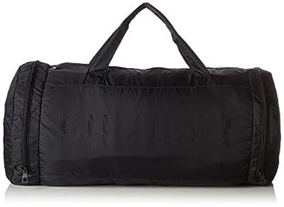Tommy Hilfiger Mens Packable Duffle Wallet Black (Black)