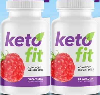 2 X Keto FIT Advanced Weight Loss