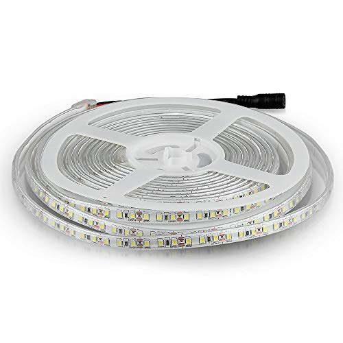 LED-Streifen mit 600 LEDs, 12V, für Innen- und Außenbereiche, 36W, warmes Licht, VT-2038