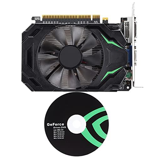 Dpofirs DDR5 Grafikkarte, GTX1050Ti 4GB...