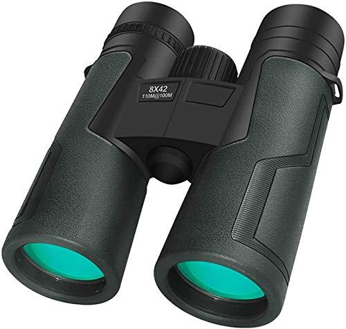 KAUTO Fernglas für Erwachsene Jagdgeschenke Außenfernglas 8X42 Hochauflösendes wasserdichtes Ameisen-Nebel-Mikroskop-Teleskop mit hoher Vergrößerung