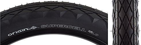 Origin8 Supercell Wire Bead Fat Bike Tires
