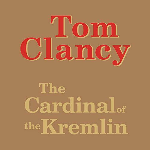 The Cardinal of the Kremlin cover art