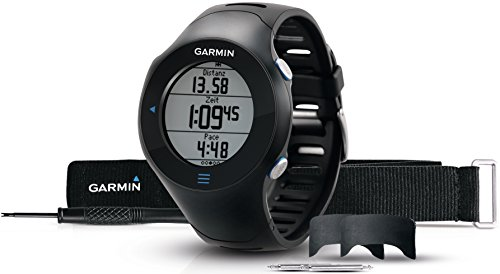Garmin Forerunner 610 HRM (incluye monitor de frecuencia cardiaca) - Reloj con...