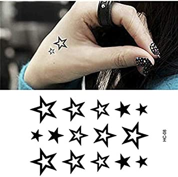 Sterne unterarm tattoo frau Tattoo Sterne