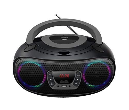 Denver TCL-212BT Radiorekorder (MP3)