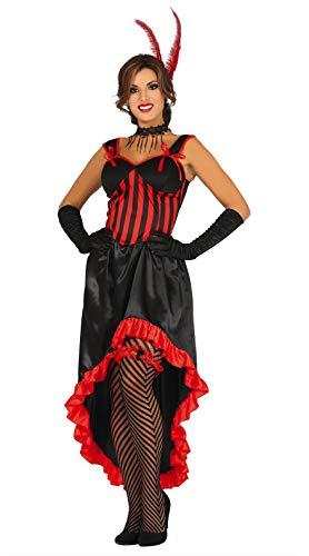 FIESTAS GUIRCA Disfraz de Bailarina Can Mujer del salón