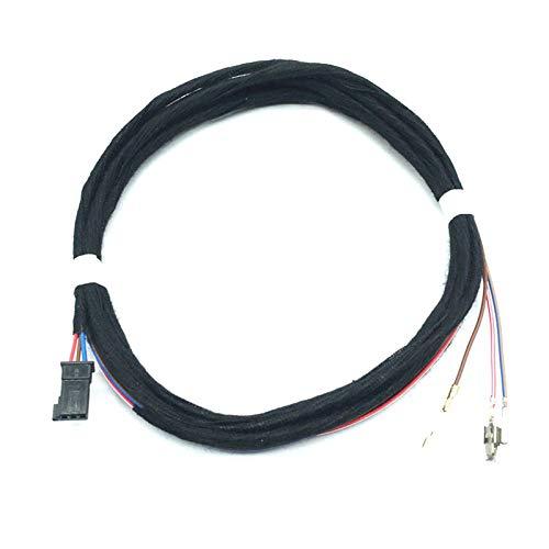 FSLLOVE FANGSHUILIN Sensor de Lluvia del Coche Humedad de la Humedad Sensor de la luz Cableado de arnés Enchufe Enchufe Fit para VW Golf 7 MK7 A3 S3 A4 A5 A6 S6 A7 A8 Q3 Q5 Q7 TT 8U0955559B