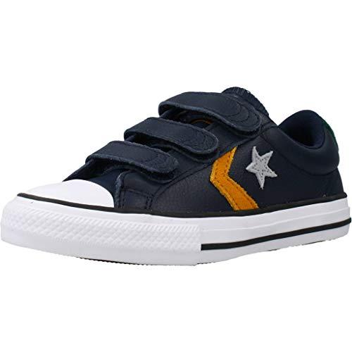 CONVERSE 668427C Star Player 3V NIÑO Zapatillas Marino 30