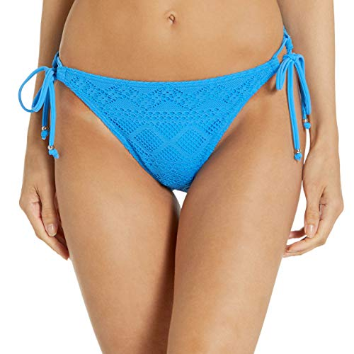 Freya Women's Sundance Rio Tie Side Bikini Bottom, Blue Moon, Medium