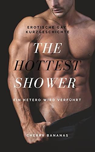 Erotische Gay Kurzgeschichte: The Hottest Shower: Ein Hetero wird verführt