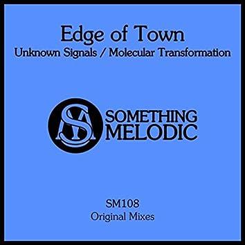 Unknown Signals / Molecular Transformation