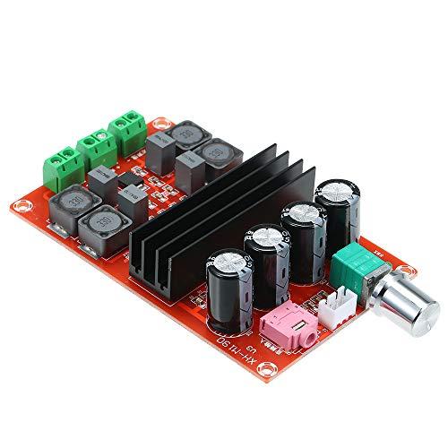 Docooler XH-M190 TDA3116D2 Hoch Leistung Digital Verstärker Tafel TPA3116 Zwei Kanäle Audio Verstärker Modul 12-24V
