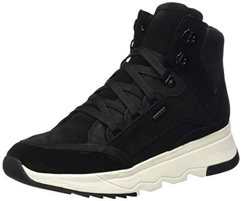 GEOX D FALENA B ABX A BLACK Women's Boots Rain size 40(EU)