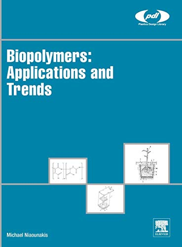 Biopolymers: Applications and Trends (Plastics Design Library)