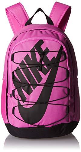 NIKE Hayward Backpack-2.0 Bolsa, China Rosa/Negro/Negro, MISC Unisex Adulto