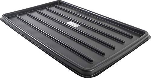 BGS 9579 | Öl-Auffangwanne | extra flach | 7 l | Länge: 630 mm | Breite: 940 mm | Höhe: 30 mm | Material: HDPE
