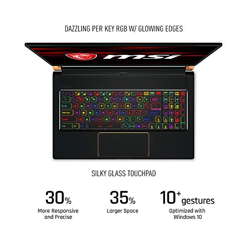Compare MSI GS75 Stealth-248 (GS75 Stealth-248) vs other laptops