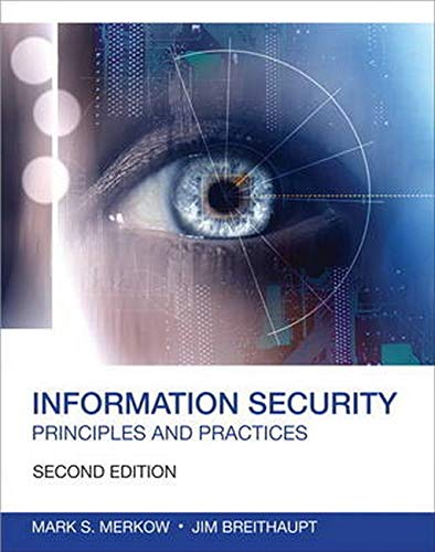 Information Security: Principles and Practices (Certification/Training)