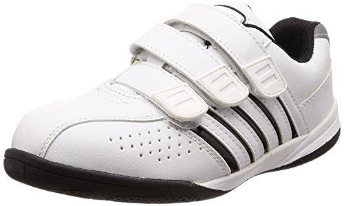 [フジテブクロ] 安全靴 軽量 セーフティシューズ 23~30cm 5007 WHITE 25.5cm