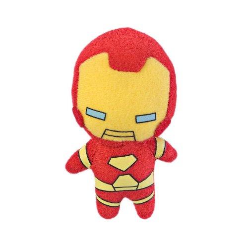 Marvel Kawaii Art Collection Mini Suction Mascot - Iron Man