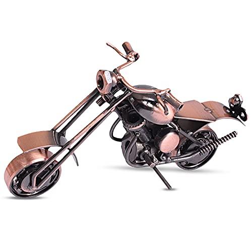 Dzmuero Modelo de Motocicleta Motos en Miniatura Maqueta Moto para Montar para...