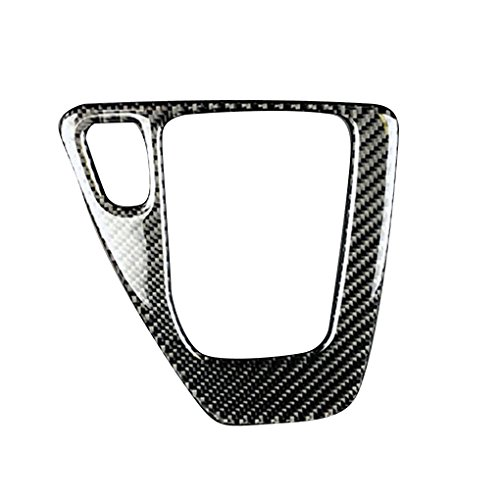 Aiming Carbon-Faser-Gangschaltung Steuerung Abdeckung Trim Auto-Zusatz-Dekor-Aufkleber für BMW 3er E90 E92 E93 2005-2012