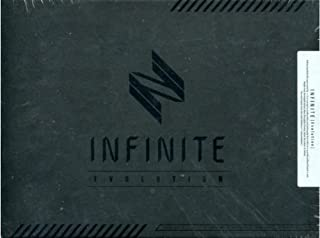 INFINITE - Evolution (2nd Mini Album) KOREA New CD