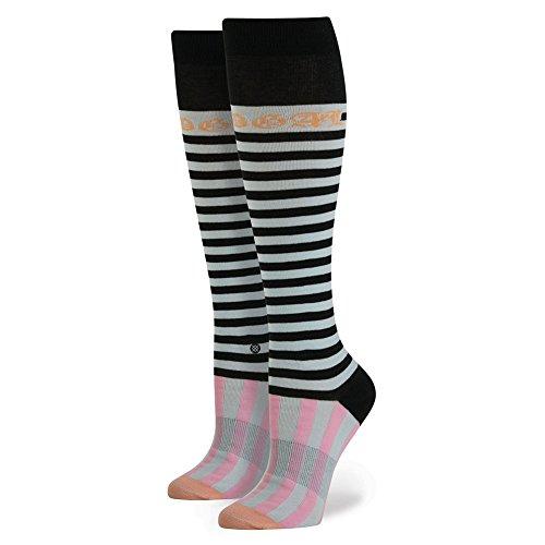 Stance Wmn Socks Rihanna Candy Blue Blk Größe: UNI Farbe: Black