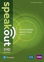 Speakout (2E) Pre-Intermediate Course Book with DVD-ROM