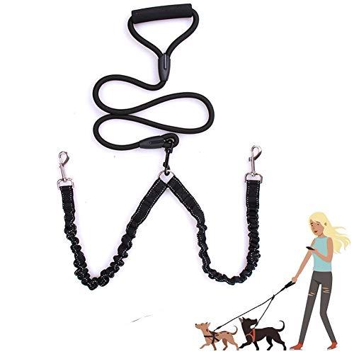 Training Lead Voor Honden Dubbele Hond Lood Hond Lead Comfortabel Hondenriem Voor Kleine Honden Hond Lead Splitter Dog Training Lead Hond Slip Lead