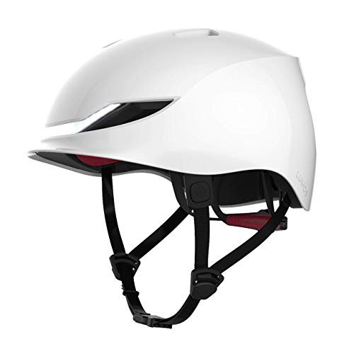 Lumos Matrix Helm Jet White 2020 Fahrradhelm