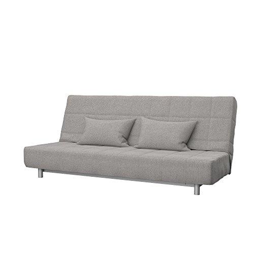 Soferia - Ikea BEDDINGE Fodera per Divano Letto a 3 posti, Glam Stone