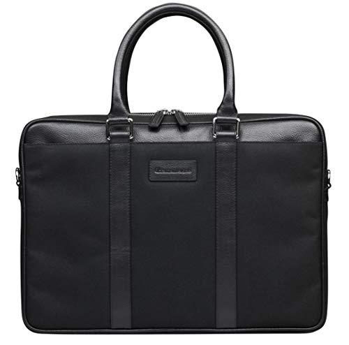Dbramante1928 Avenue Collection – Fifth Avenue – 15 inch laptoptas – zwart