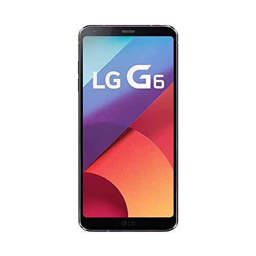 """LG G6 Platinum com 32GB, Tela 5.7"""", Android 7.0, 4G, Câmera 13MP e Quad-Core, preto - LG"""