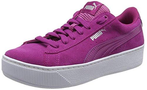 PUMA Damen Vikky Platform Sneaker, Pink (Magenta Haze-Magenta Haze), 39 EU