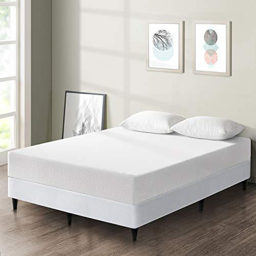 Great Deal! Best Price Mattress 10-inch Premium Memory Foam Mattress and New Innovative Steel Platfo...